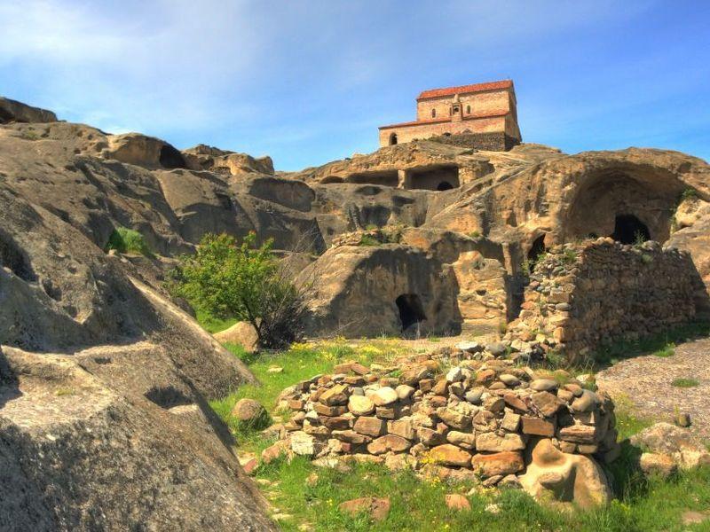 Уплисцихе— путешествие вбронзовый век - экскурсия в Тбилиси