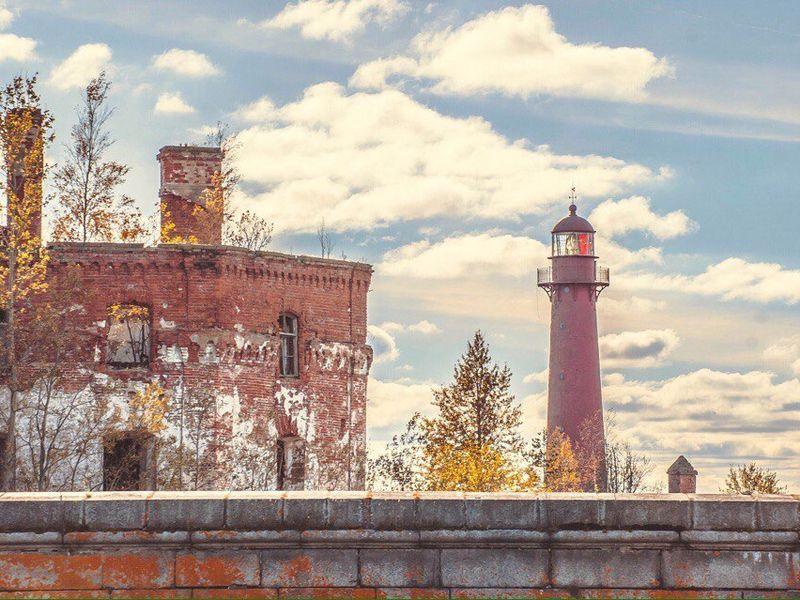 Форты Кронштадта - экскурсия в Кронштадте