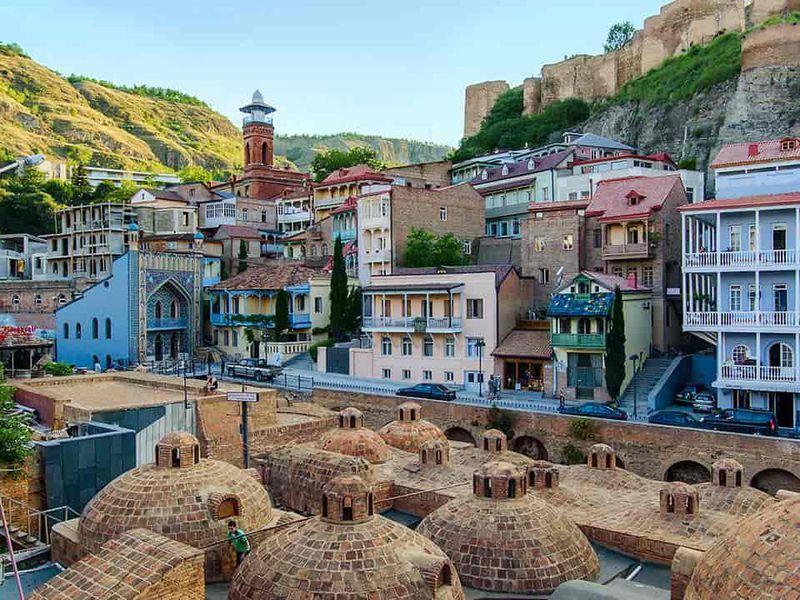 Cкрытые сокровища Тбилиси - экскурсия в Тбилиси