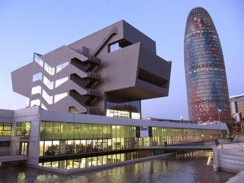 Атмосфера современной Барселоны - экскурсия в Барселоне