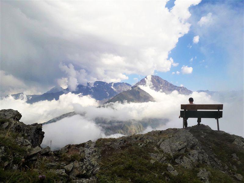 В горы Северной Осетии — к самым облакам - экскурсия в Владикавказе