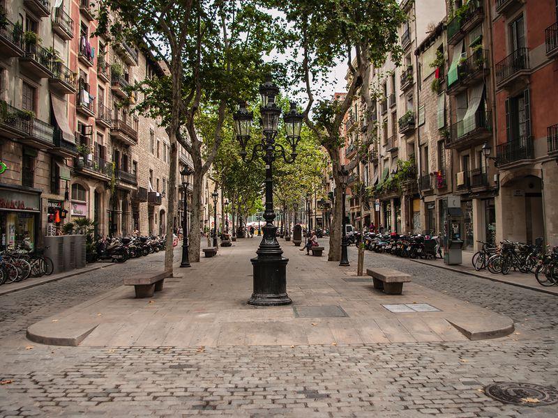 4 самобытных района Барселоны - экскурсия в Барселоне
