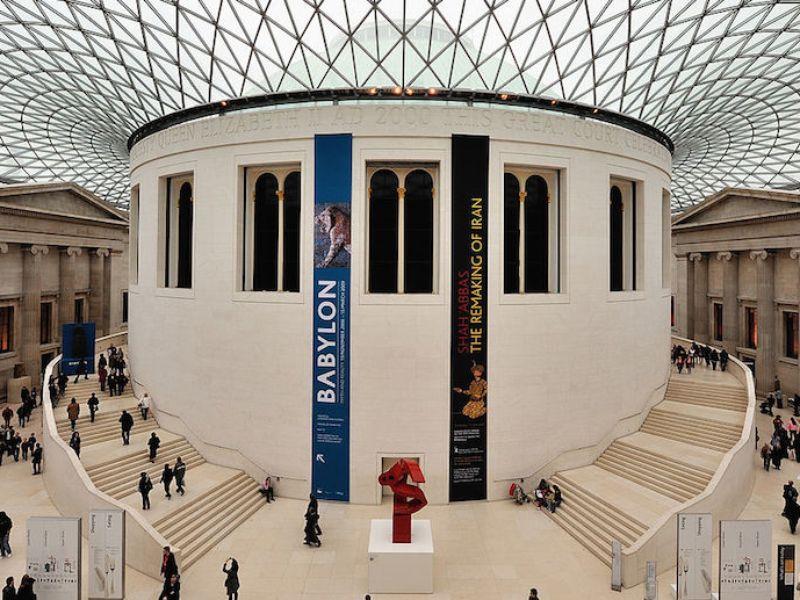 Шедевры Британского музея - экскурсия в Лондоне