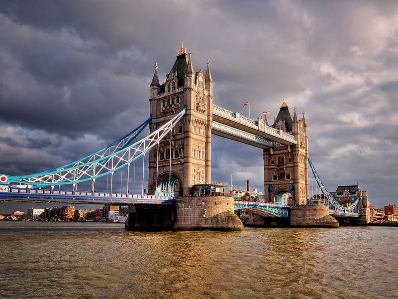 Знаменитые места Лондона с Темзы - экскурсия в Лондоне