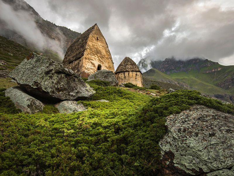 Большой джип-тур по Кабардино-Балкарии - экскурсия в Кисловодске