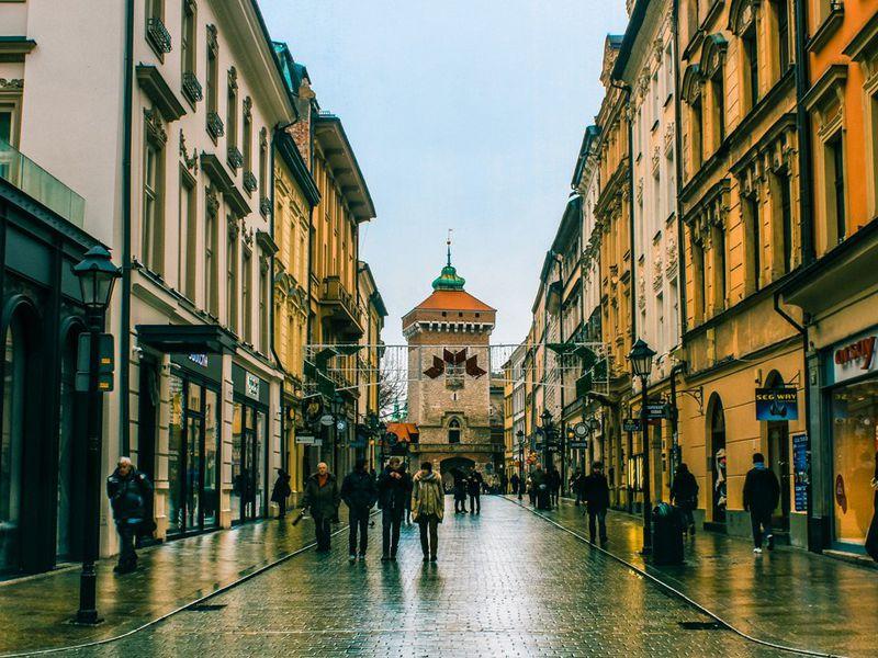 Обзорная экскурсия поКракову - экскурсия в Кракове
