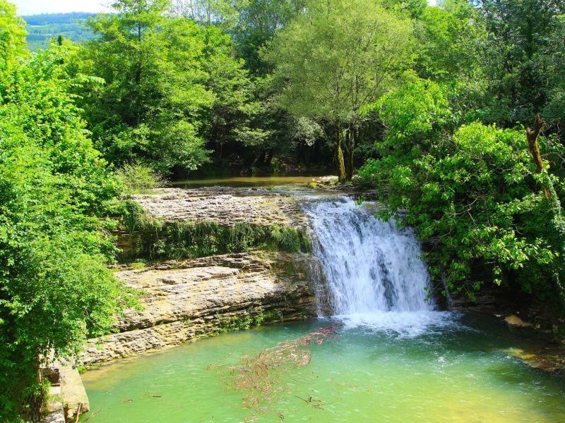 Водопады Цебельдинской долины - экскурсия в Сухуме