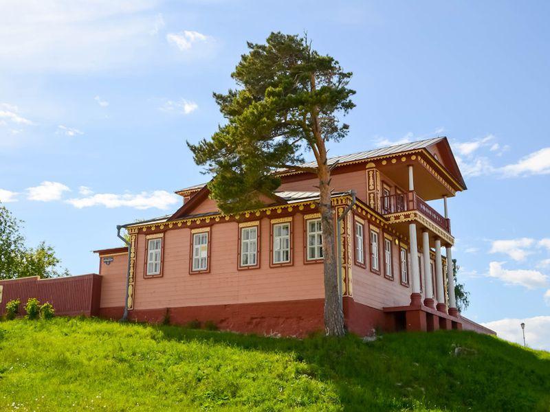 Татарская этнодеревня ирусский Свияжск - экскурсия в Казани