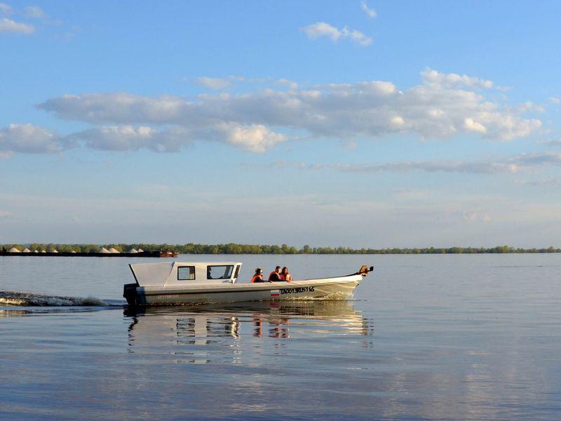 Речная экскурсия в остров-град Свияжск - экскурсия в Казани