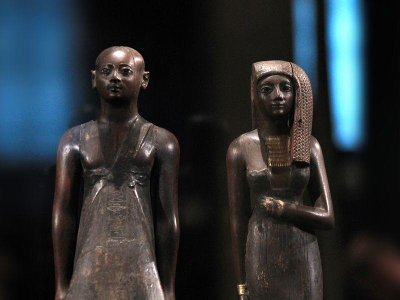 Квест для детей вПушкинском музее: загадки Древнего Египта - экскурсия в Москве