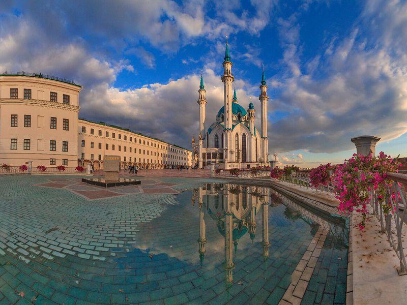 Групповая экскурсия-квест поКремлю «Сказ Татарского Кота» - экскурсия в Казани