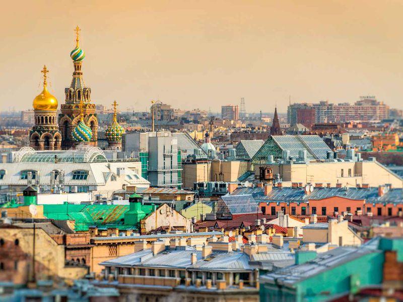 Петербург впервые: авто-экскурсия в мини-группе - экскурсия в Санкт-Петербурге