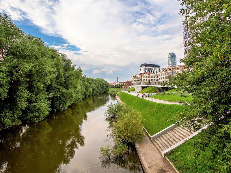 Три моста истории - экскурсия в Екатеринбурге