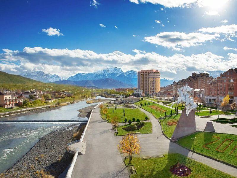 Все дороги ведут воВладикавказ! - экскурсия в Владикавказе