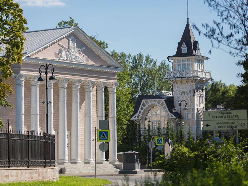Идиллический Каменный остров - экскурсия в Санкт-Петербурге