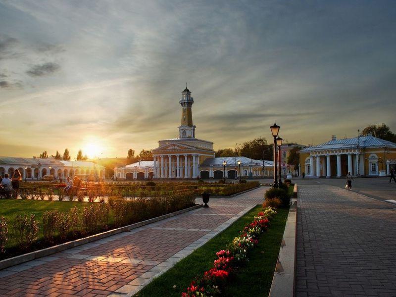 Из Ярославля в Кострому - экскурсия в Ярославле