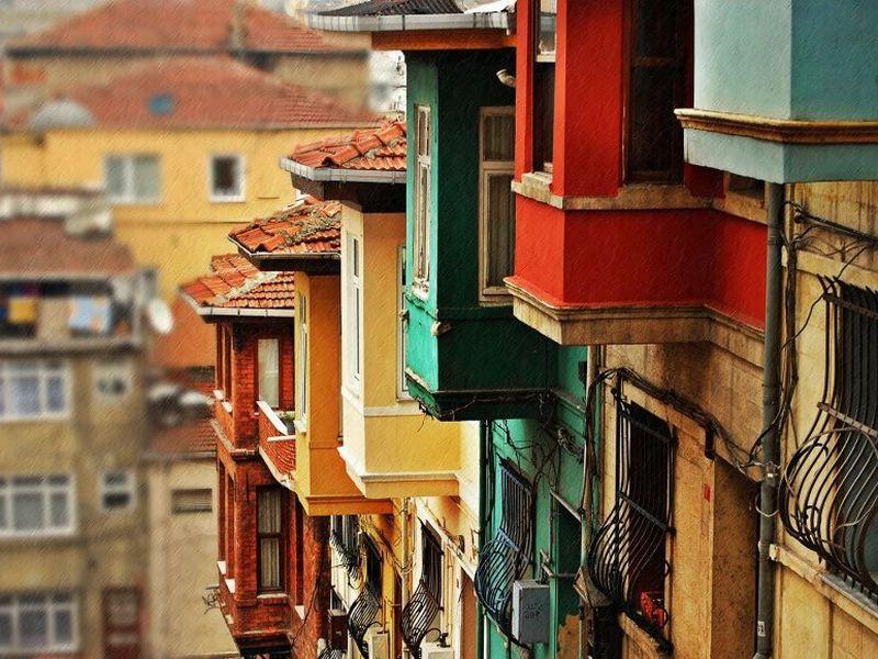 Уютные улочки старого Стамбула - экскурсия в Стамбуле