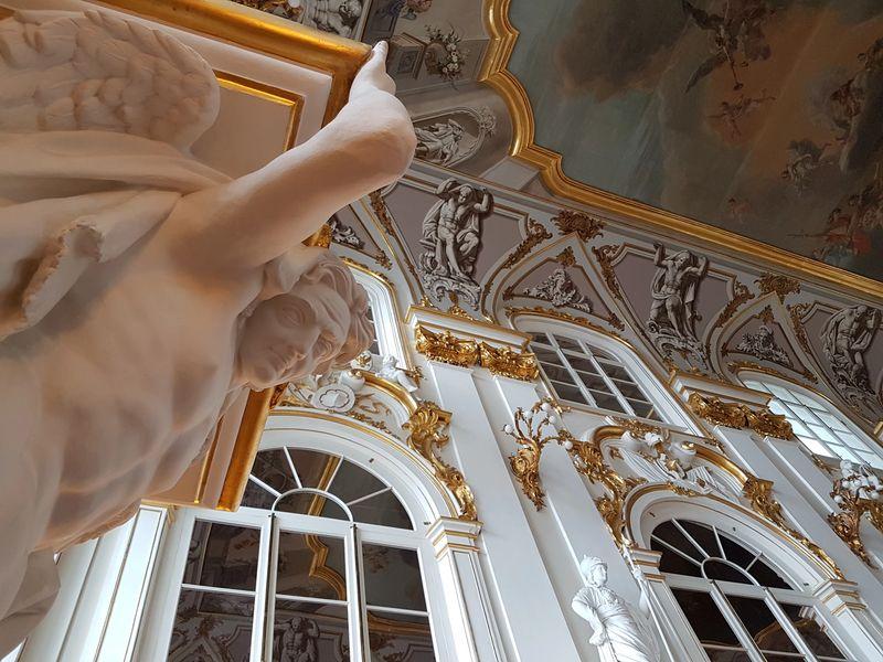 Эрмитаж с лицензированным гидом - экскурсия в Санкт-Петербурге