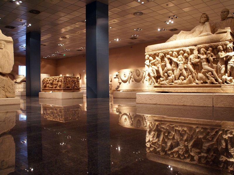 Квест-экскурсия вархеологическом музее Анталии - экскурсия в Анталии