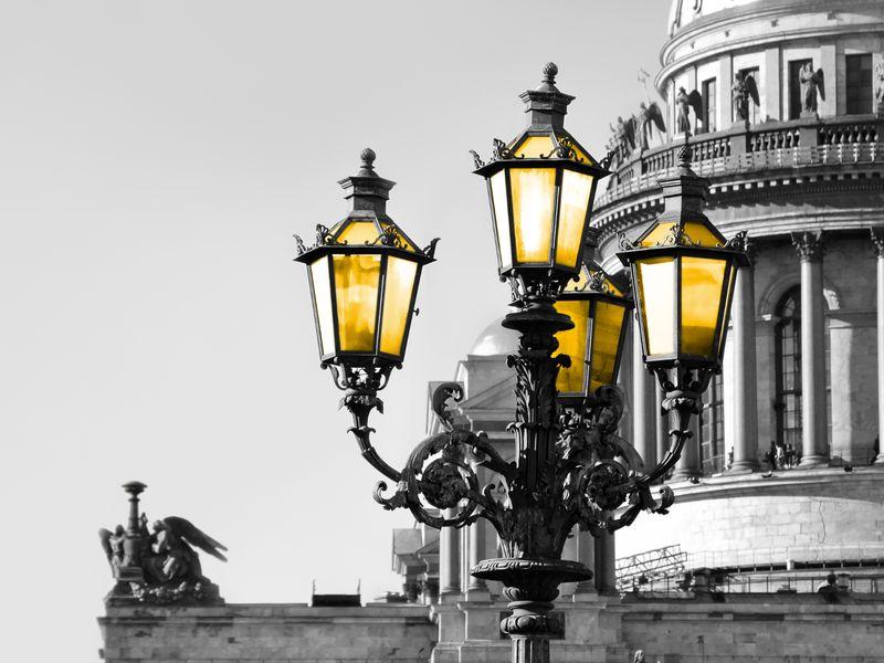 Удивительные истории Старого Петербурга - экскурсия в Санкт-Петербурге