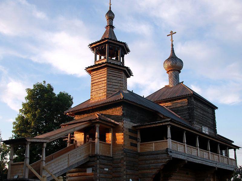 Боровский край в шести веках - экскурсия в Москве