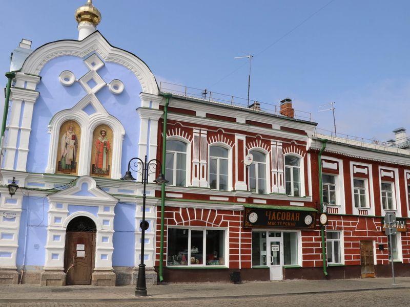 Из Ярославля — в колоритный Рыбинск! - экскурсия в Ярославле