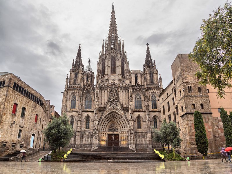 Модерн и готика: два лица Барселоны - экскурсия в Барселоне