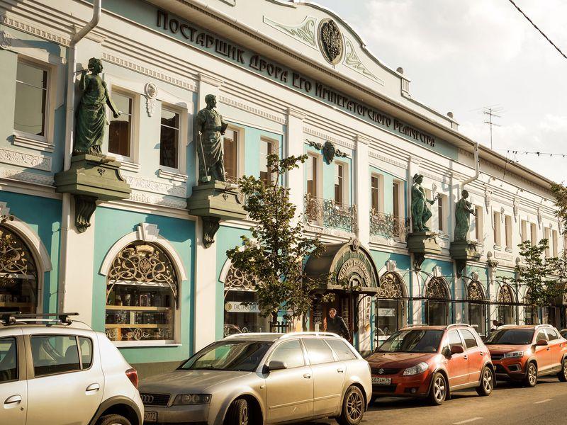 История ярославской гастрономии - экскурсия в Ярославле