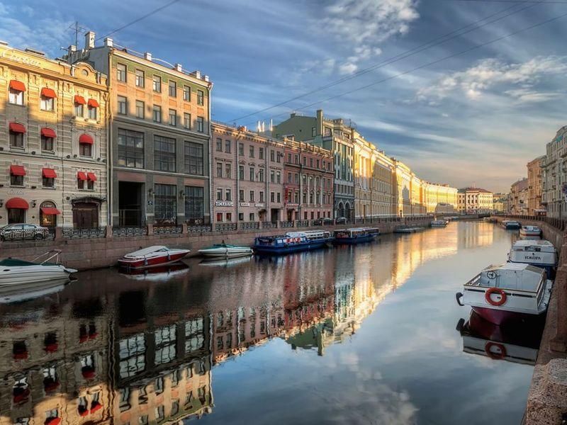 Ежедневная прогулка по Петербургу - экскурсия в Санкт-Петербурге