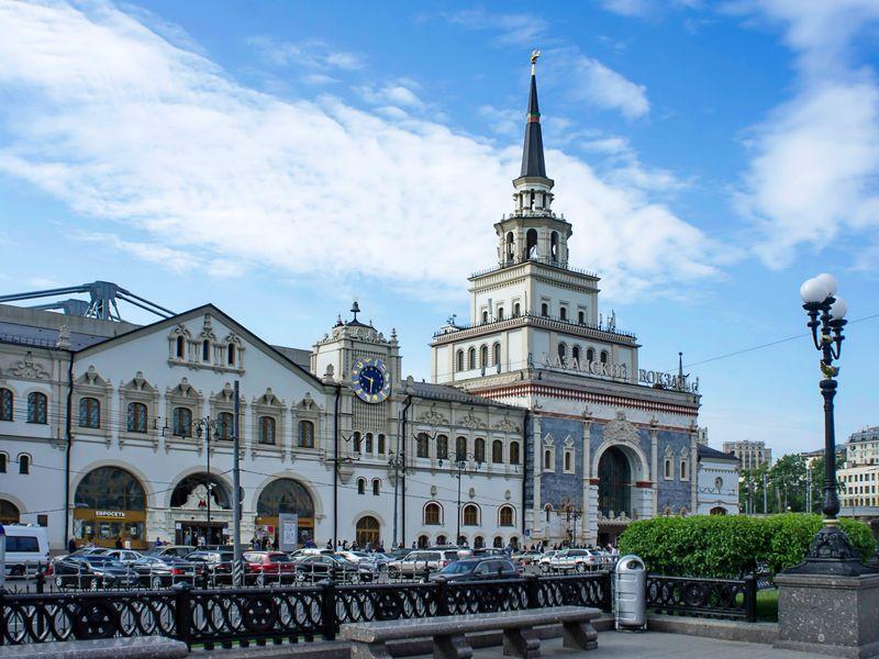 Тайны трех вокзалов - экскурсия в Москве