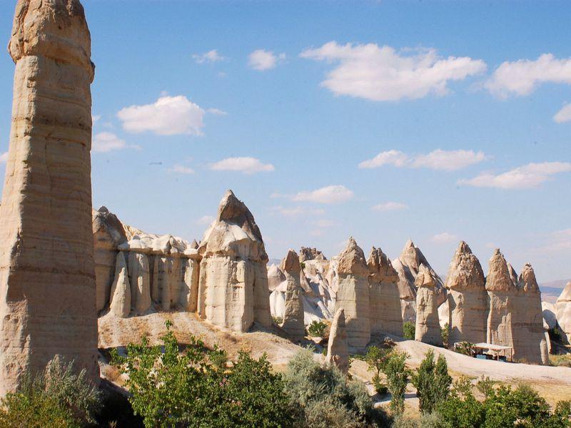 В Каппадокию из Стамбула на 2 дня! - экскурсия в Каппадокии