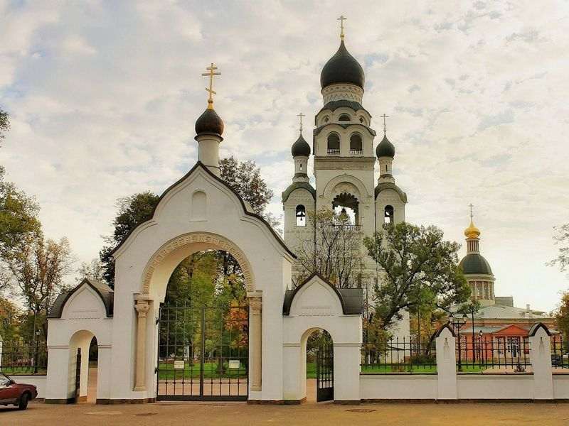 Школьная улица иРогожская слобода - экскурсия в Москве