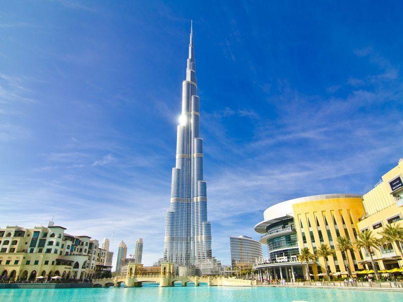 Знакомство с Дубаем - экскурсия в Шардже