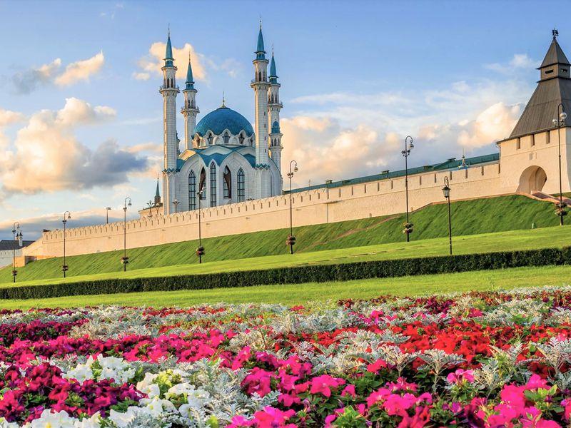 Казань: первая встреча - экскурсия в Казани