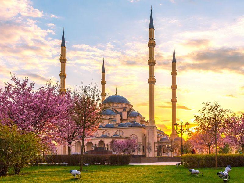 ИзВладикавказа— вГрозный, сердце Чечни - экскурсия в Владикавказе