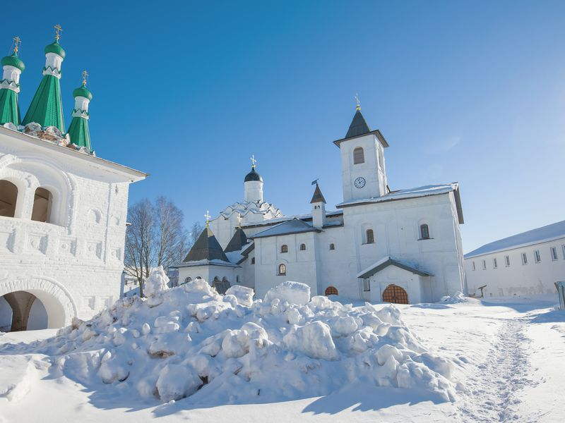 ИзПетербурга— вАлександро-Свирский монастырь - экскурсия в Санкт-Петербурге