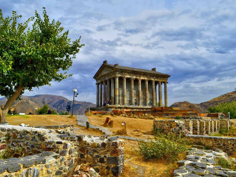 Гарни, Гегард иСимфония камней: лучшее вокрестностях Еревана - экскурсия в Ереване