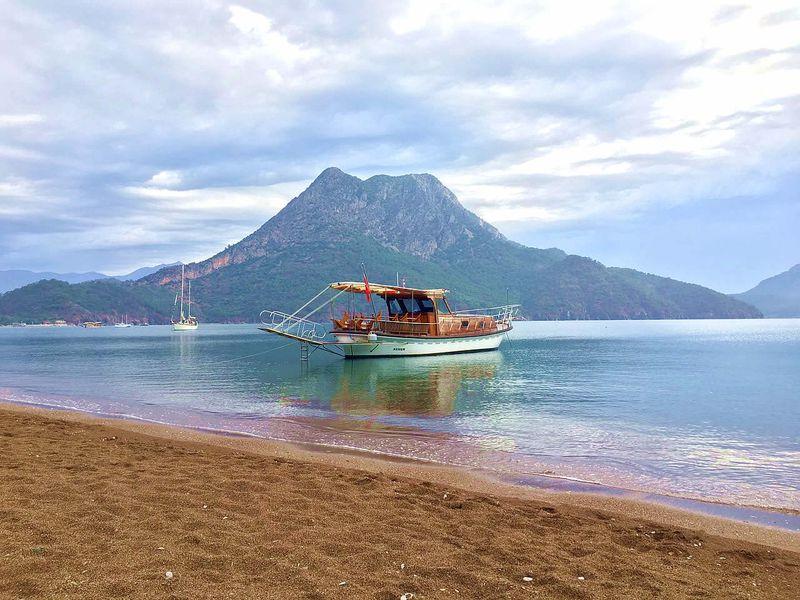 Прогулка на яхте по бухтам Адрасана - экскурсия в Анталии