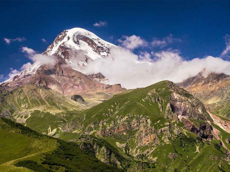 Путешествие кподножию Казбека - экскурсия в Тбилиси