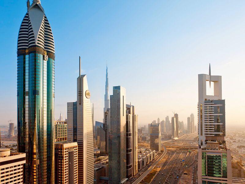 Весь Дубай за один день: автобусная экскурсия - экскурсия в Дубае