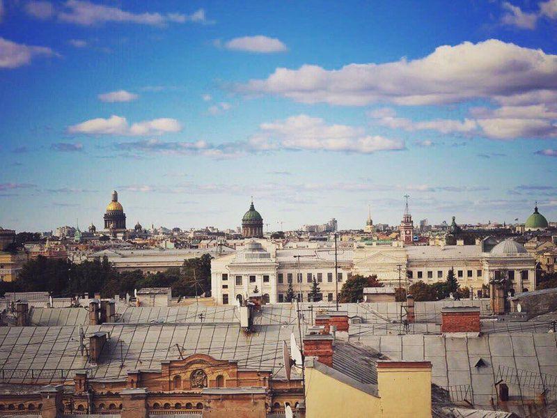 Петербург: вид сверху - экскурсия в Санкт-Петербурге