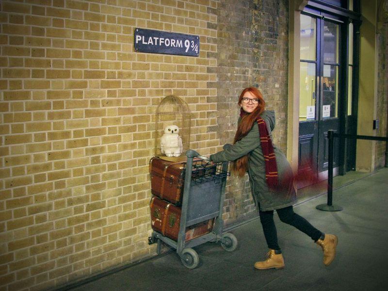 По следам Гарри Поттера в Лондоне! - экскурсия в Лондоне