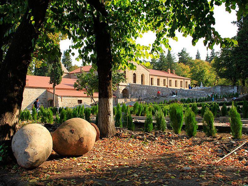 Алазанская долина — старинный край виноградарства - экскурсия в Тбилиси
