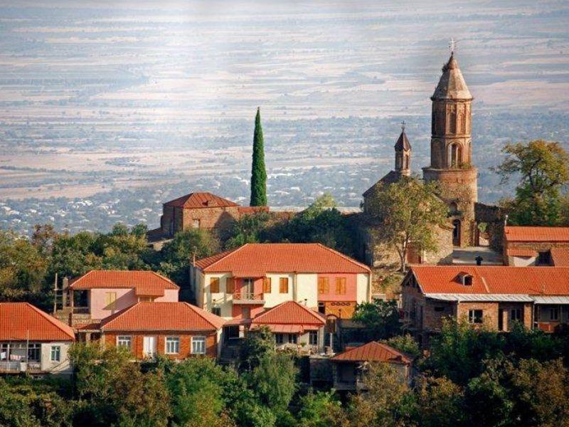 Вино и храмы Кахетии - экскурсия в Тбилиси