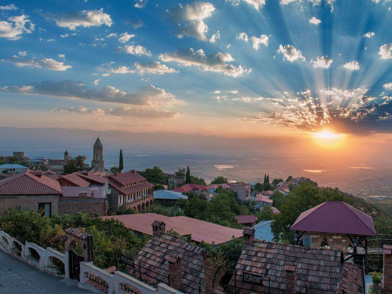 Кахетия отК доЯ - экскурсия в Тбилиси