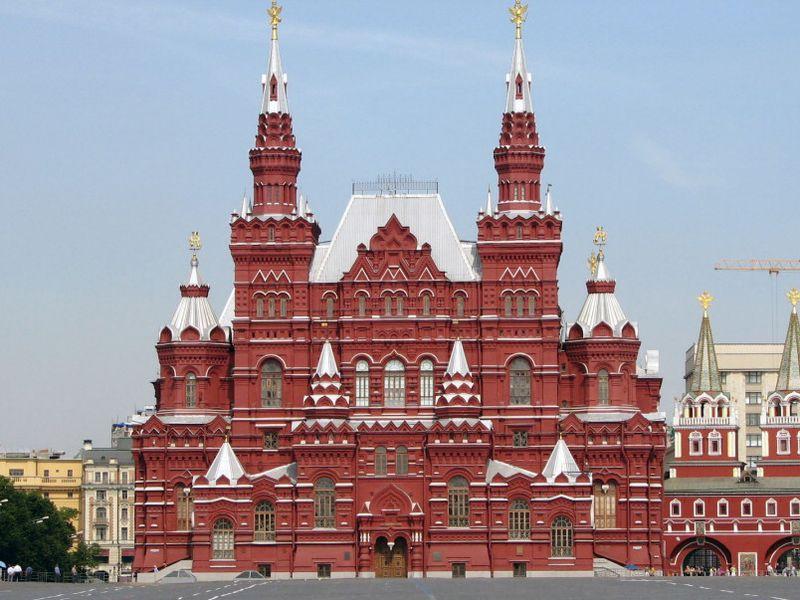 Посвящение в москвичи – Красная площадь для детей - экскурсия в Москве