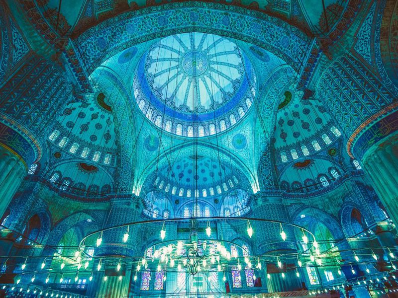 Стамбул с лицензированным гидом - экскурсия в Стамбуле