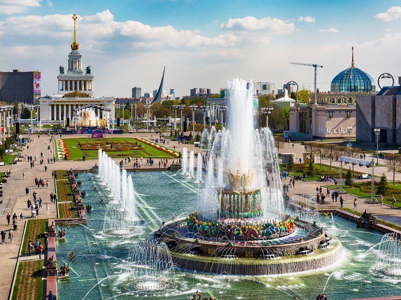 ВДНХ: легенды советского Версаля - экскурсия в Москве