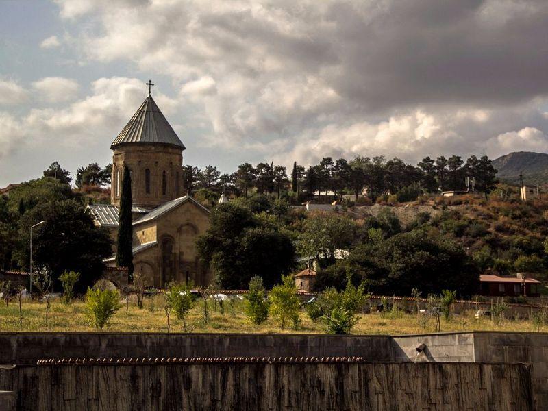 К истокам христианства: Мцхета и Джвари - экскурсия в Мцхете