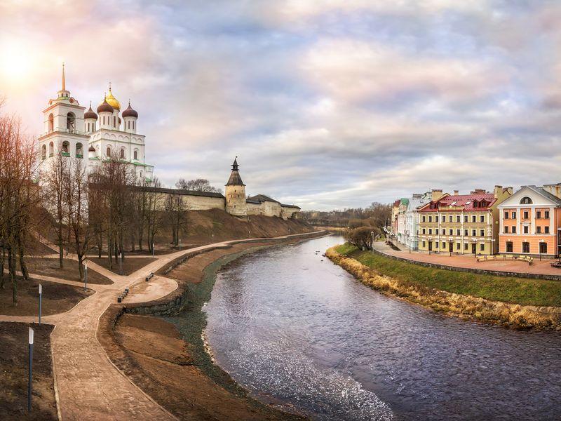 Мой Псков: о древнем городе – с любовью! - экскурсия в Пскове